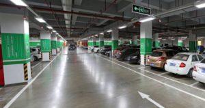 地下停车场怎么除湿防潮