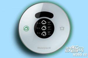 霍尼韦尔新版智能恒温器问世 支持苹果HomeKit平台