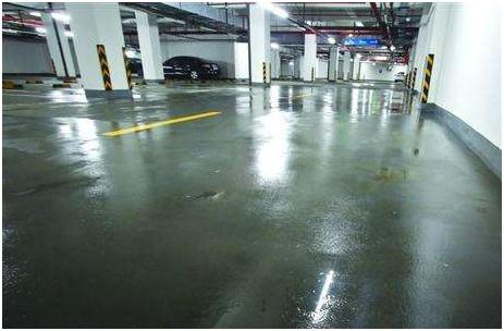 地下车库潮湿该怎么解决